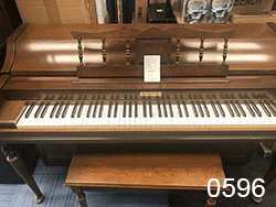 Used Baldwin spinet piano