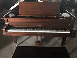 "Vintage 1950 Baldwin 5'8"" grand piano"