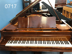 Vintage Restored Gorgeous 1910 Chickering Grand Piano