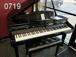 Digital Mini Grand Piano by Artesia