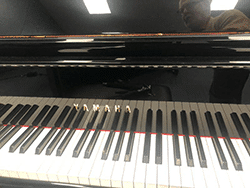 Like new Yamaha 5' baby grand piano