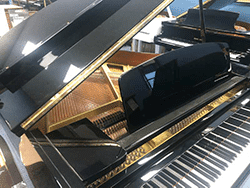 Yamaha 5'3 baby grand piano