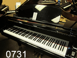Yamaha model GH-1 5' 0 Grand Piano