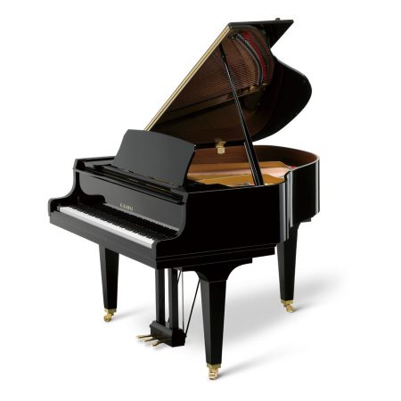 GL10-Polished-Ebony Kawai Grand Piano