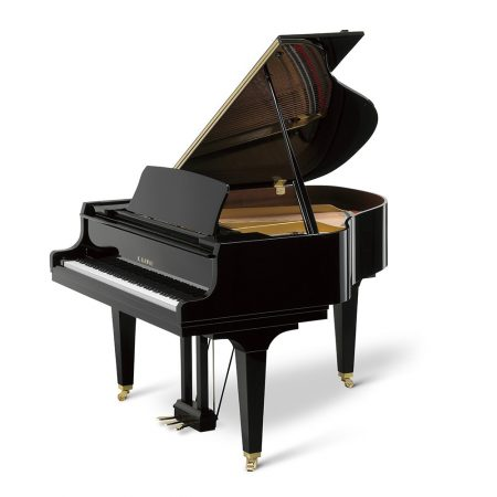 GL20-Polished-Ebony Kawai Grand Piano