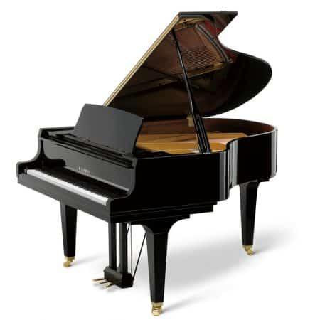 GL40-Polished-Ebony Kawai Grand Piano