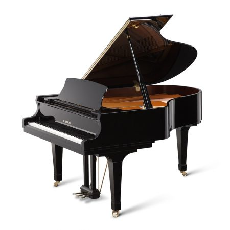 GX-3-Polished-Ebony Kawai Grand Piano