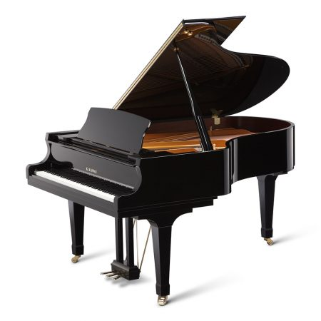GX-5-Polished-Ebony Kawai Grand Piano