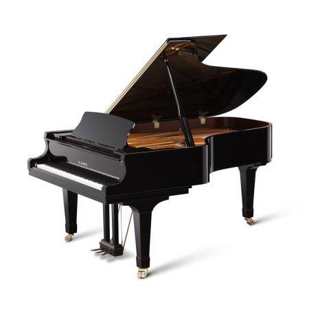 GX-6-Polished-Ebony Kawai Grand Piano