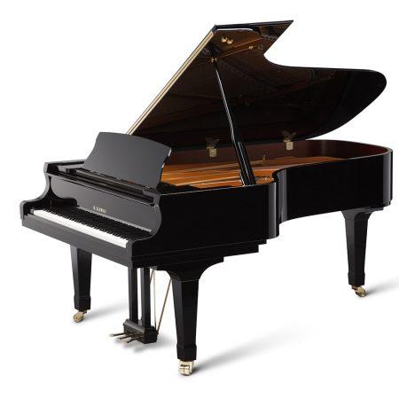 GX-7-Polished-Ebony Kawai Grand Piano